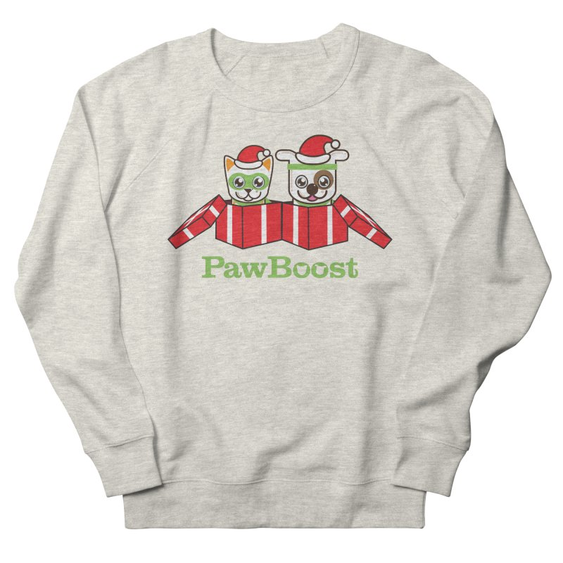 Toby & Moby Presents Women's Sweatshirt by PawBoost's Shop