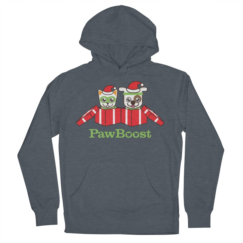Toby & Moby Presents Women's French Terry Pullover Hoody by PawBoost's Shop