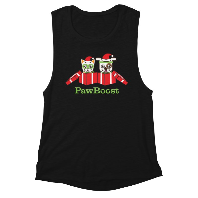 Toby & Moby Presents Women's Tank by PawBoost's Shop