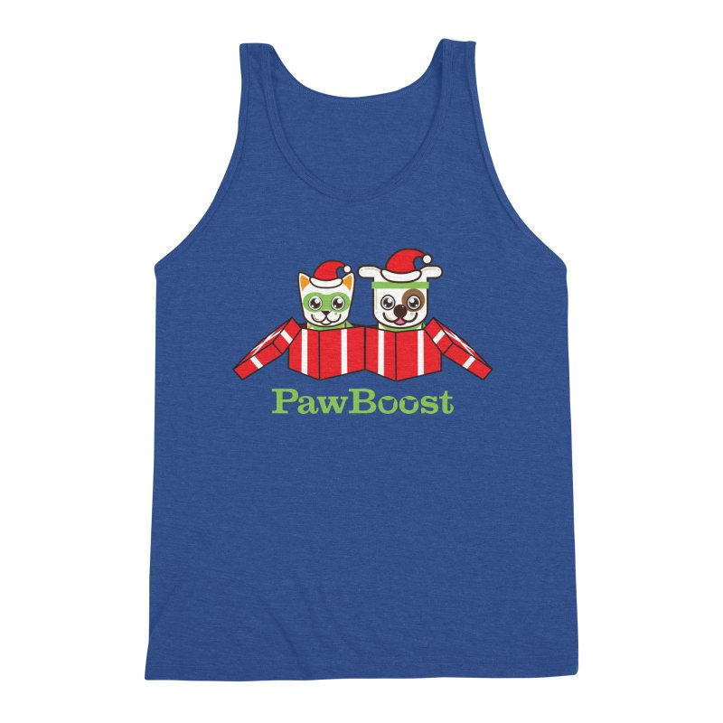Toby & Moby Presents Men's Tank by PawBoost's Shop