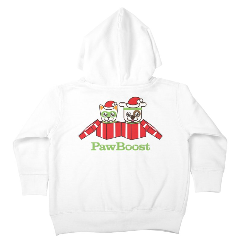 Toby & Moby Presents Kids Toddler Zip-Up Hoody by PawBoost's Shop