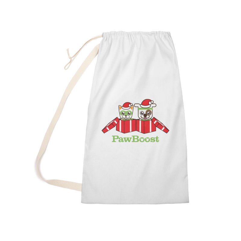 Toby & Moby Presents Accessories Laundry Bag Bag by PawBoost's Shop