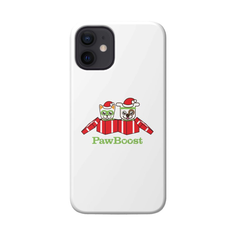 Toby & Moby Presents Accessories Phone Case by PawBoost's Shop