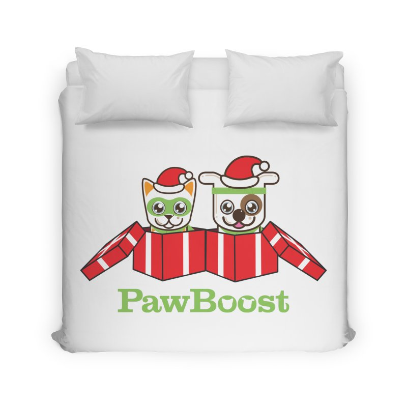Toby & Moby Presents Home Duvet by PawBoost's Shop