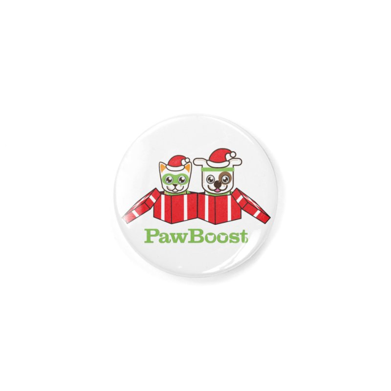 Toby & Moby Presents Accessories Button by PawBoost's Shop