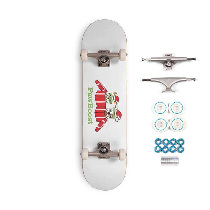 Toby & Moby Presents Accessories Complete - Basic Skateboard by PawBoost's Shop