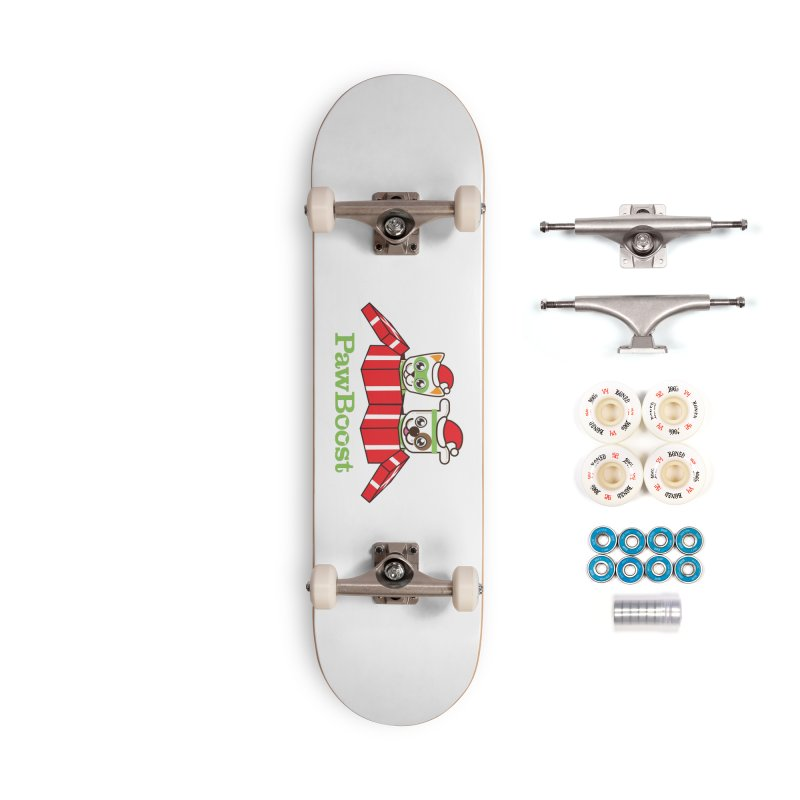 Toby & Moby Presents Accessories Complete - Premium Skateboard by PawBoost's Shop