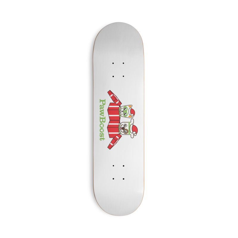 Toby & Moby Presents Accessories Deck Only Skateboard by PawBoost's Shop