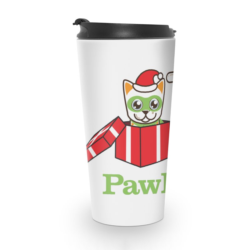 Toby & Moby Presents Accessories Travel Mug by PawBoost's Shop