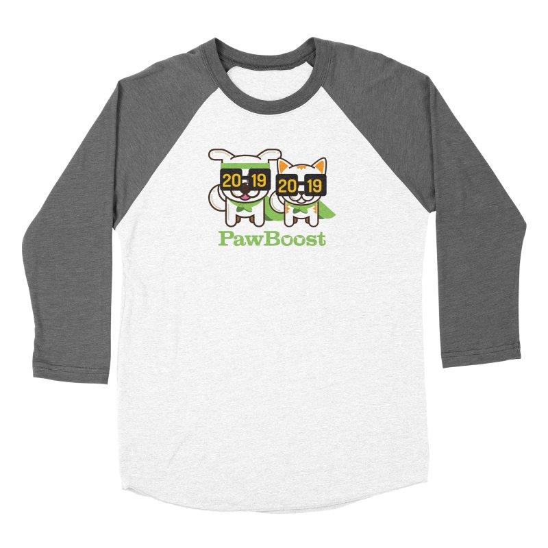 Hello 2019! Women's Longsleeve T-Shirt by PawBoost's Shop