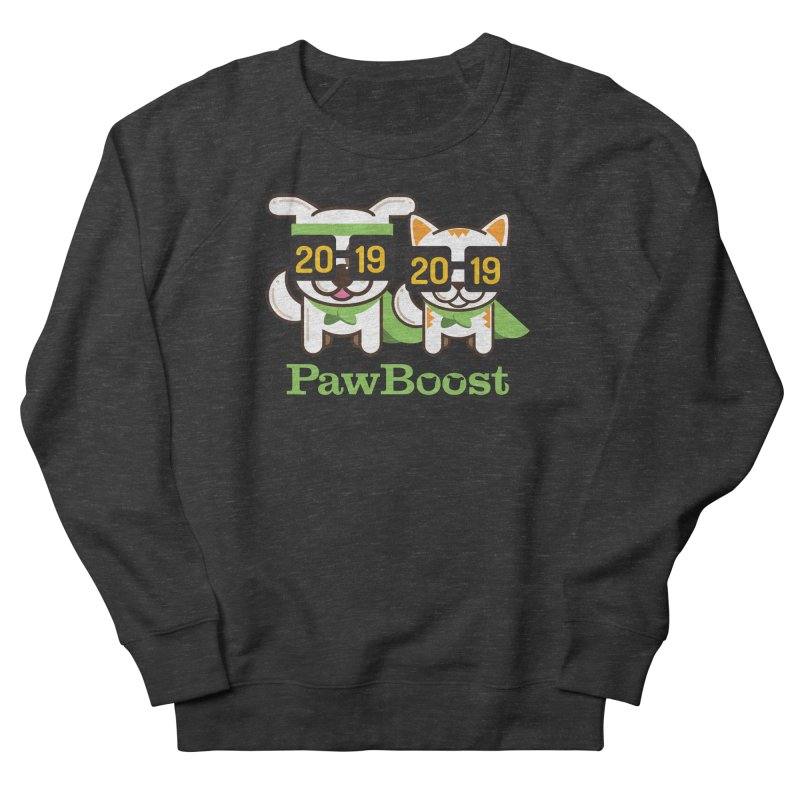 Hello 2019! Women's French Terry Sweatshirt by PawBoost's Shop