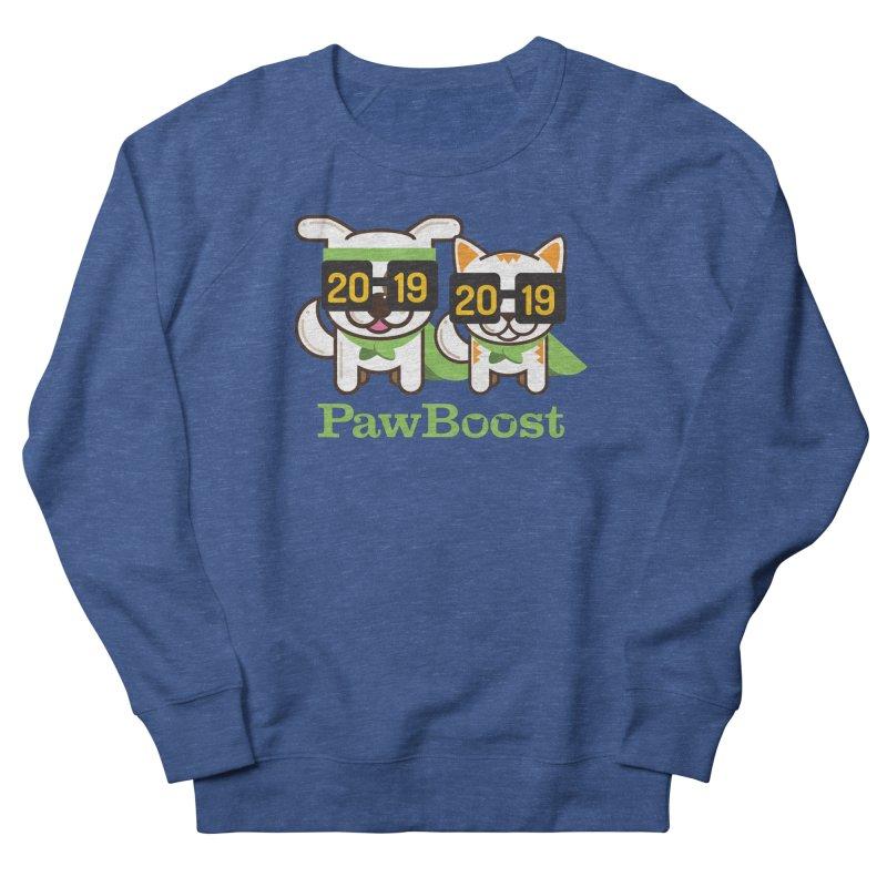 Hello 2019! Men's Sweatshirt by PawBoost's Shop