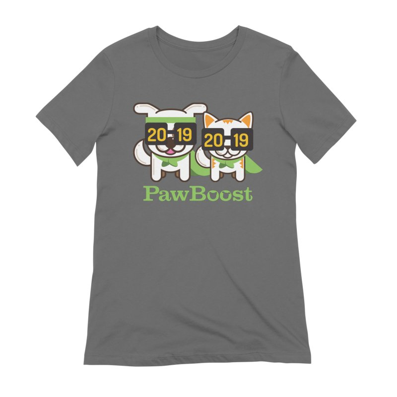 Hello 2019! Women's T-Shirt by PawBoost's Shop