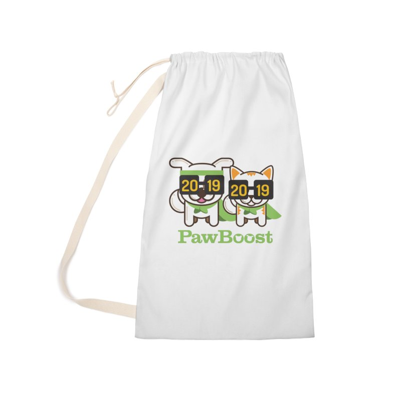 Hello 2019! Accessories Bag by PawBoost's Shop