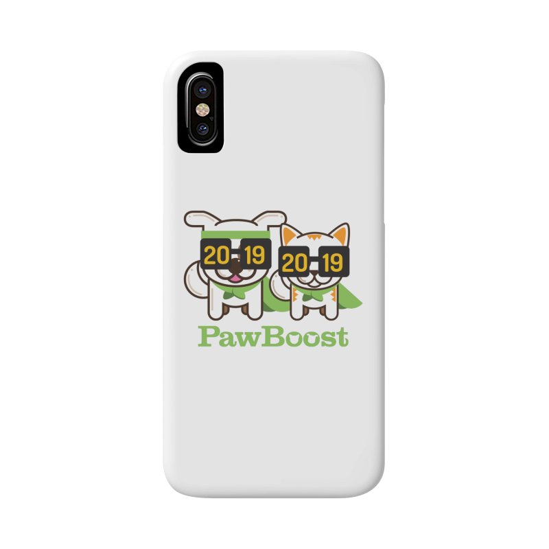 Hello 2019! Accessories Phone Case by PawBoost's Shop
