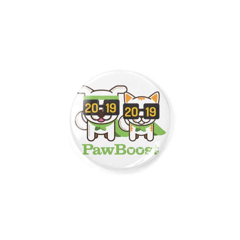 Hello 2019! Accessories Button by PawBoost's Shop