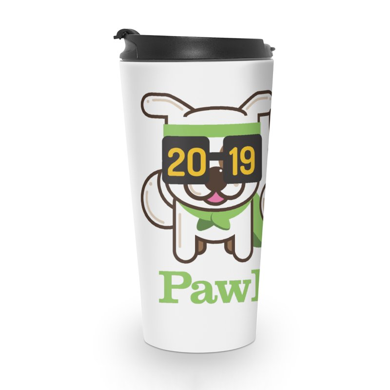 Hello 2019! Accessories Travel Mug by PawBoost's Shop