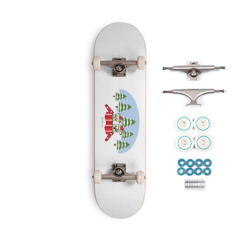 Toby & Moby Presents (winter wonderland) Accessories Complete - Basic Skateboard by PawBoost's Shop