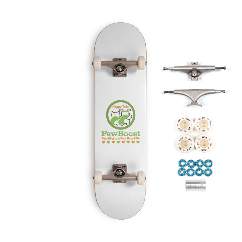 Happy Tails Accessories Complete - Premium Skateboard by PawBoost's Shop