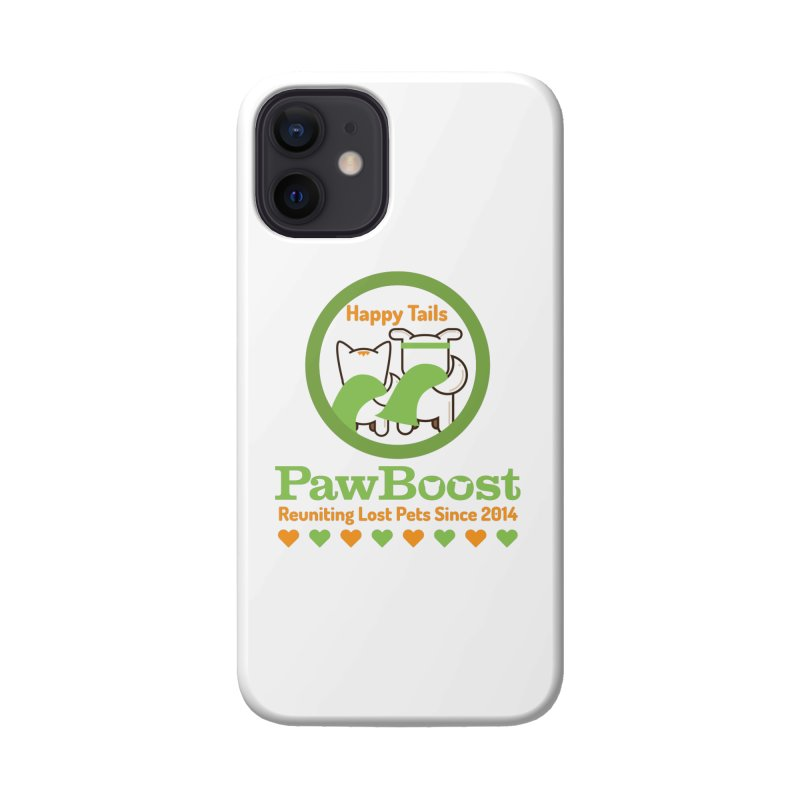 Happy Tails Accessories Phone Case by PawBoost's Shop