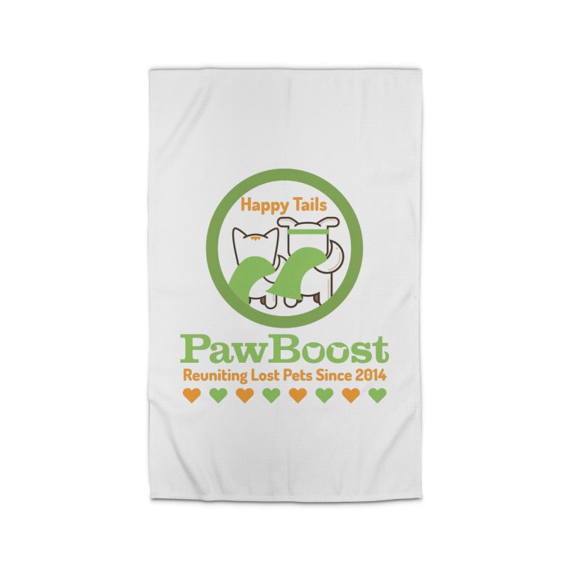 Happy Tails Home Rug by PawBoost's Shop