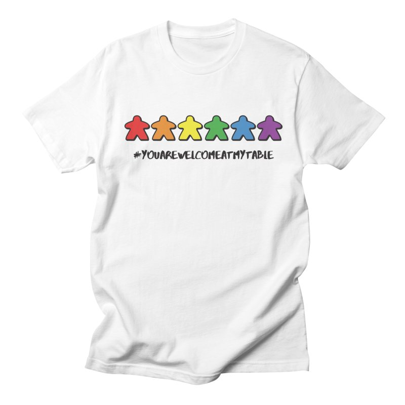 You Are Welcome At My Table (Tim Blank) (Light) Men's Regular T-Shirt by #youarewelcomeatmytable | A Pawn's Perspective