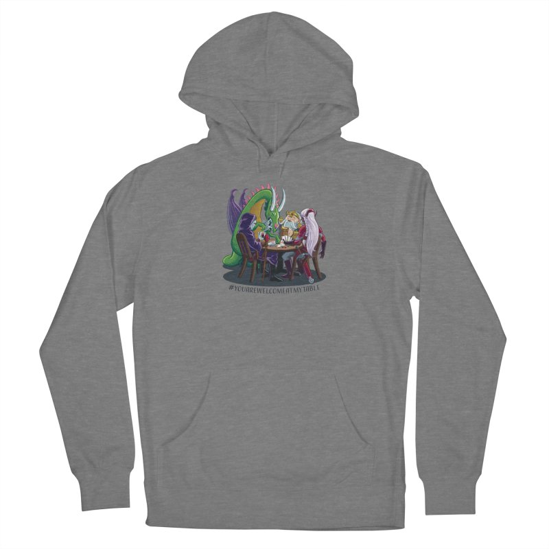 You Are Welcome At My Table (Ben Fascitelli) (Light) Men's French Terry Pullover Hoody by #youarewelcomeatmytable | A Pawn's Perspective
