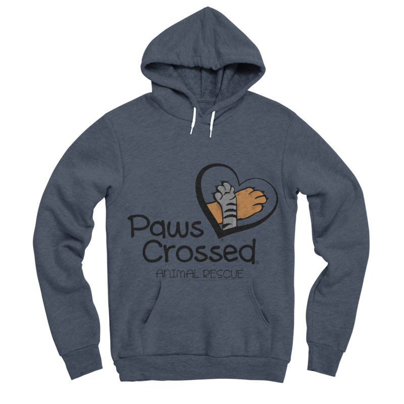 Paws Crossed! Women's Sponge Fleece Pullover Hoody by Paws Crossed Online Store
