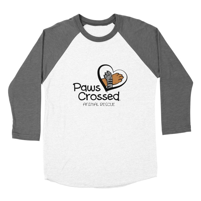 Paws Crossed! Women's Longsleeve T-Shirt by Paws Crossed Online Store