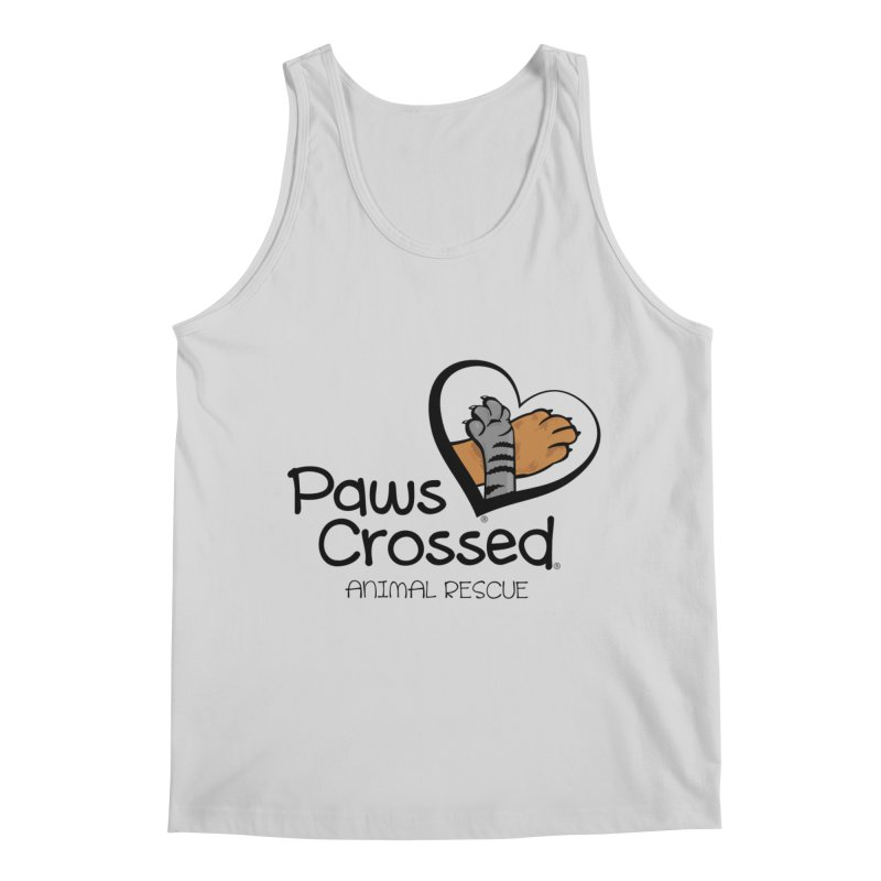 Paws Crossed! Men's Tank by Paws Crossed Online Store