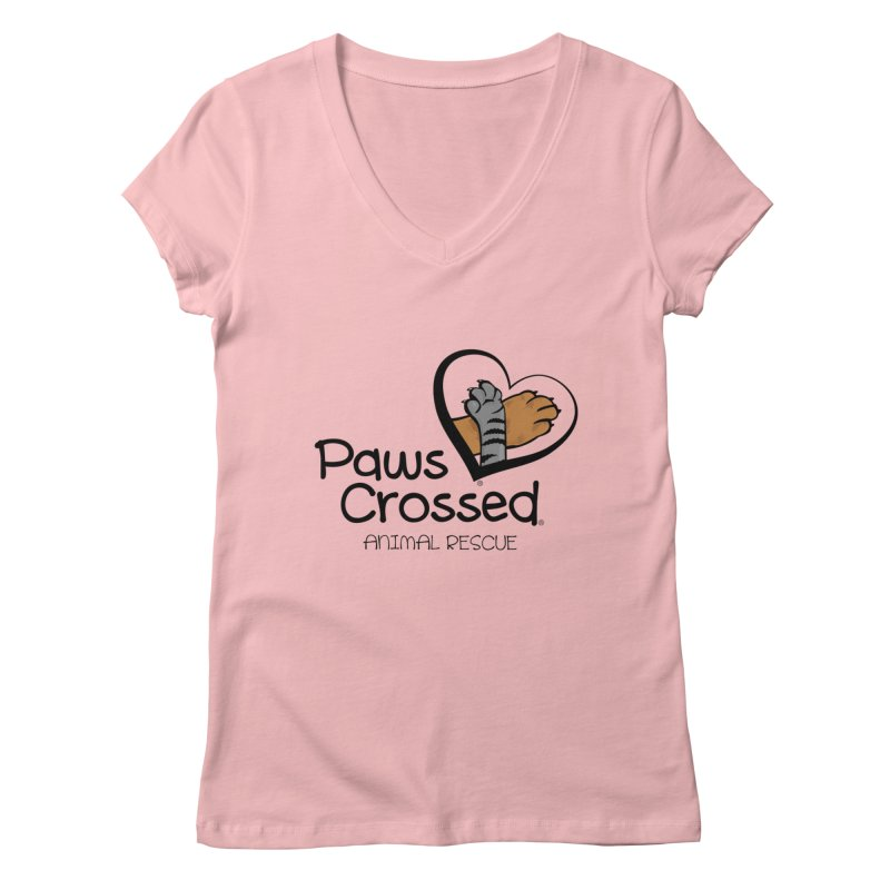 Paws Crossed! Women's Regular V-Neck by Paws Crossed Online Store
