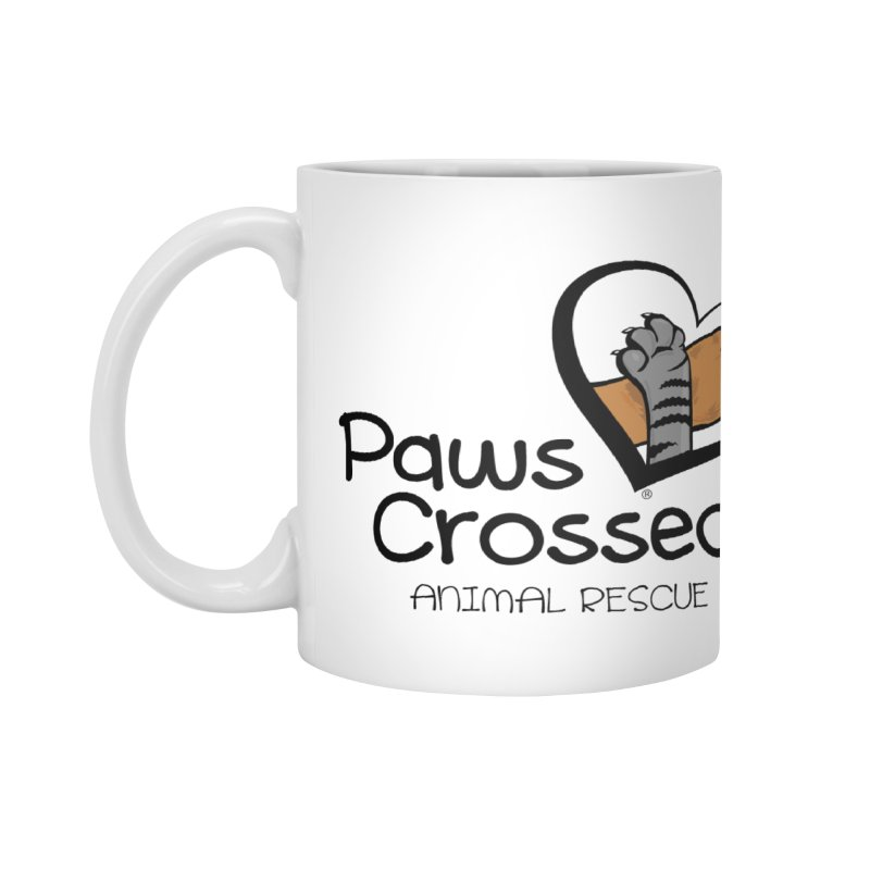 Paws Crossed! Accessories Mug by Paws Crossed Online Store