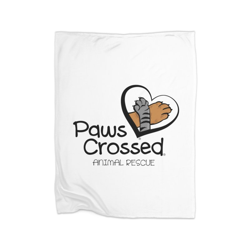 Paws Crossed! Home Blanket by Paws Crossed Online Store