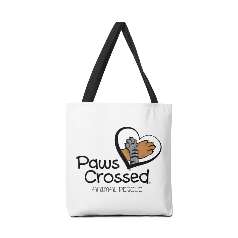 Paws Crossed! Accessories Bag by Paws Crossed Online Store