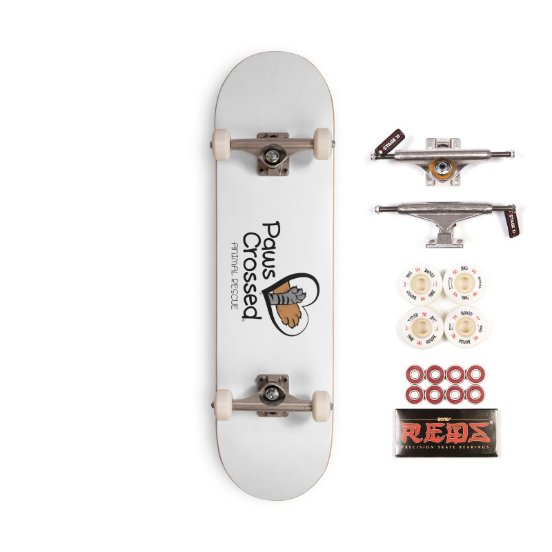 Paws Crossed! Accessories Complete - Pro Skateboard by Paws Crossed Online Store