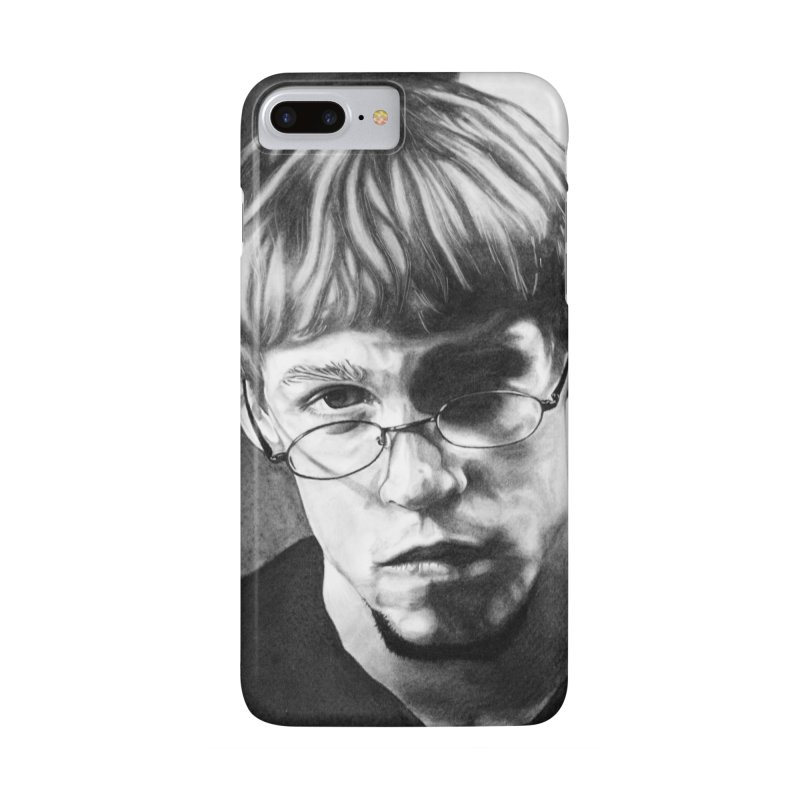Nick Accessories Phone Case by Paxton's Artist Shop