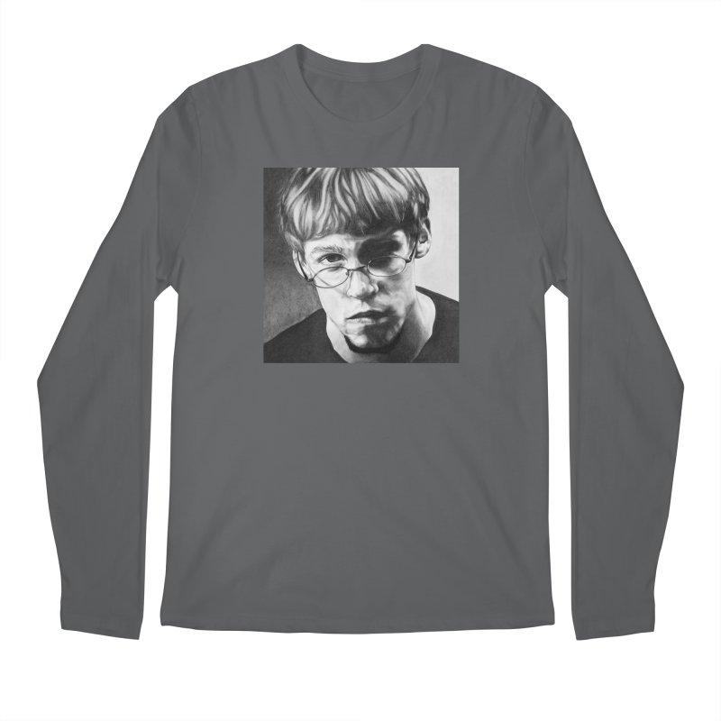 Nick Men's Longsleeve T-Shirt by Paxton's Artist Shop