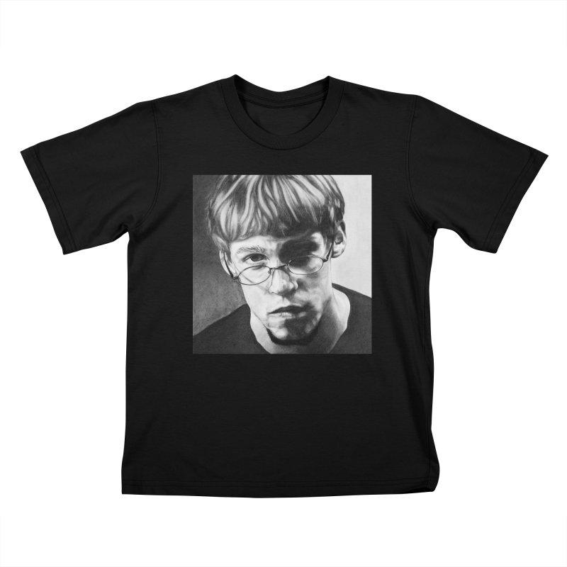Nick Kids T-Shirt by Paxton's Artist Shop