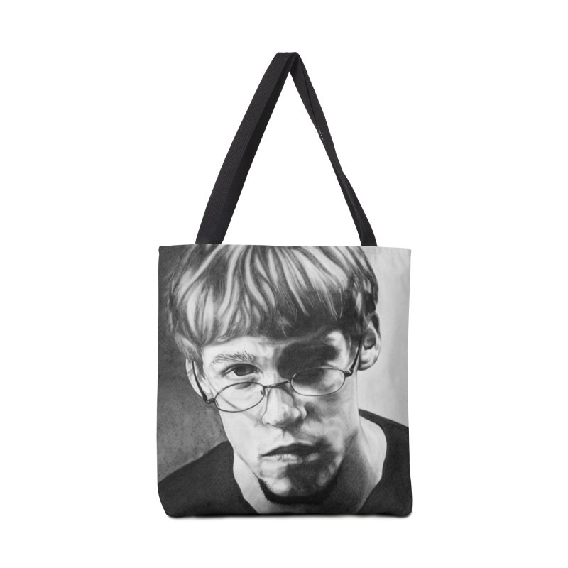 Nick Accessories Tote Bag Bag by Paxton's Artist Shop
