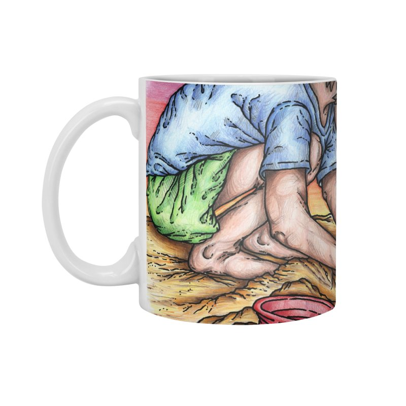 Hands of Time Accessories Mug by Paxton's Artist Shop