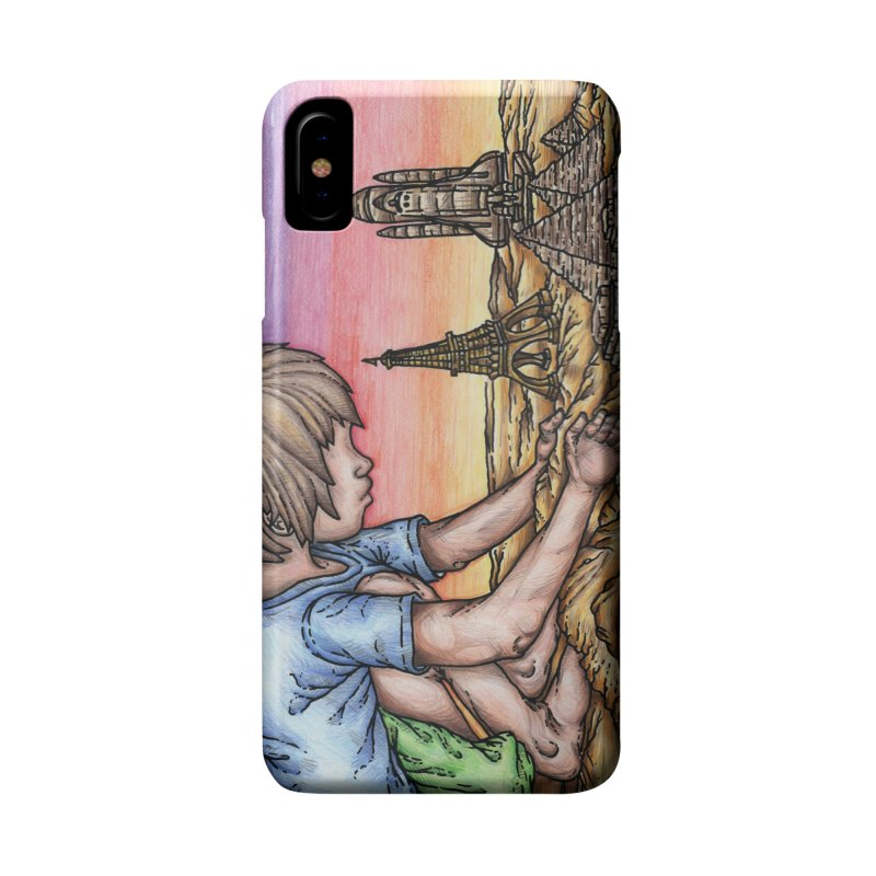 Hands of Time Accessories Phone Case by Paxton's Artist Shop
