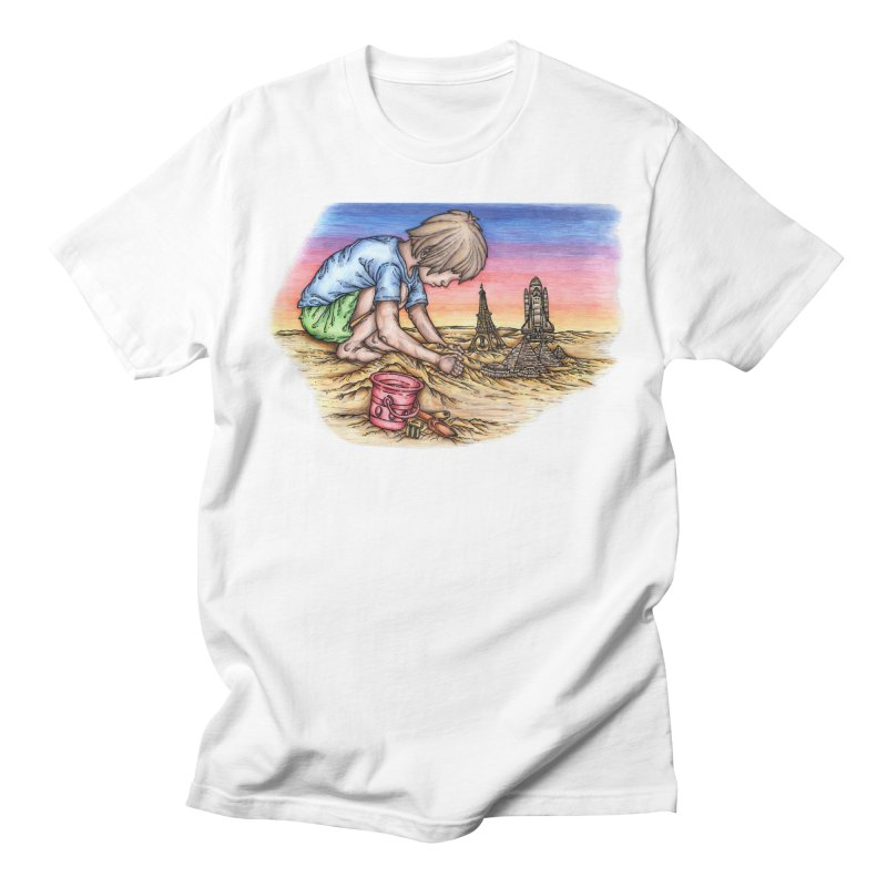 Hands of Time Women's Regular Unisex T-Shirt by Paxton's Artist Shop