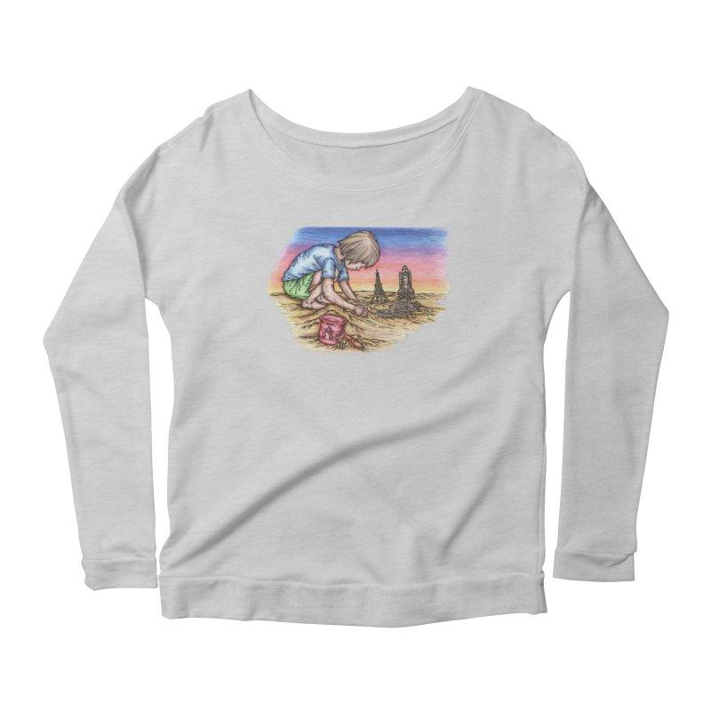 Hands of Time Women's Longsleeve T-Shirt by Paxton's Artist Shop