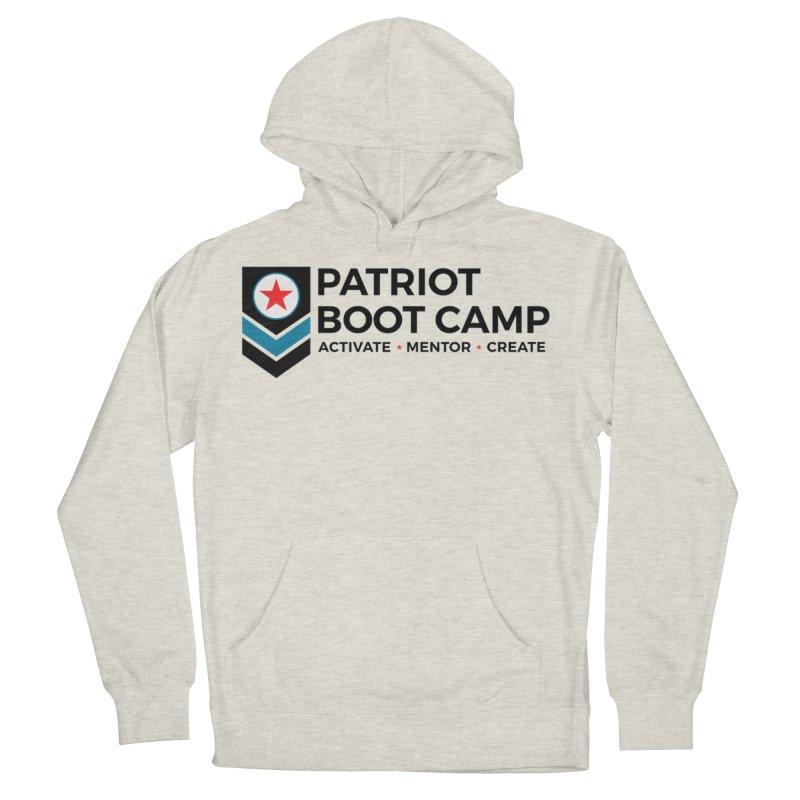 Patriot Boot Camp (new) Men's Pullover Hoody by Patriot Boot Camp Shirt Shop
