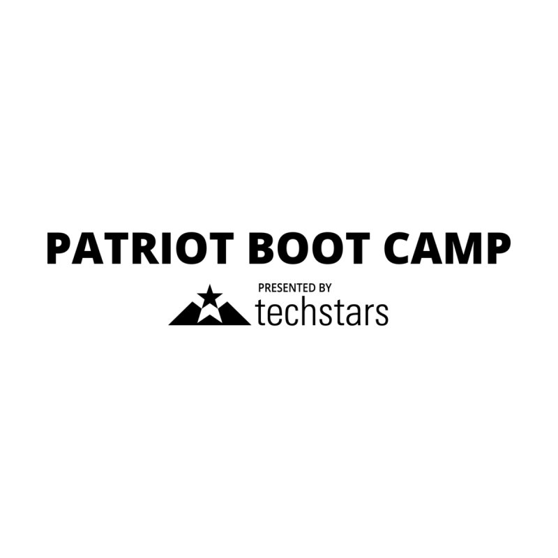 PBC x Techstars Logo Shirts Women's Longsleeve T-Shirt by Patriot Boot Camp Shirt Shop