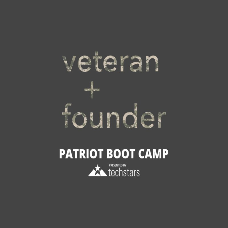 Veteran + Founder by Patriot Boot Camp Shirt Shop