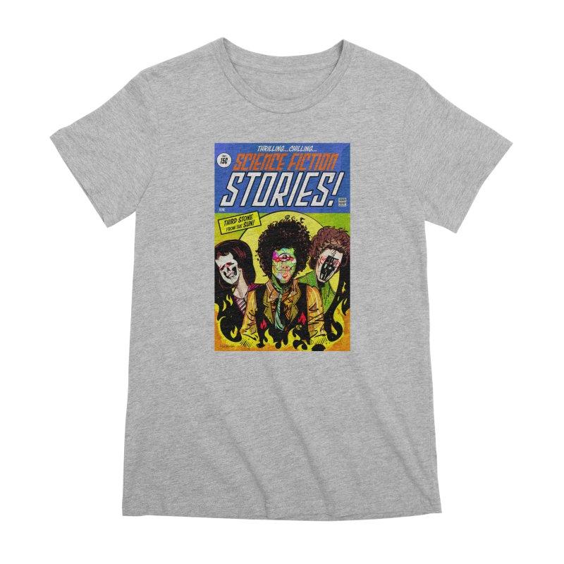 Third Stone Experience Women's T-Shirt by Krishna Designs