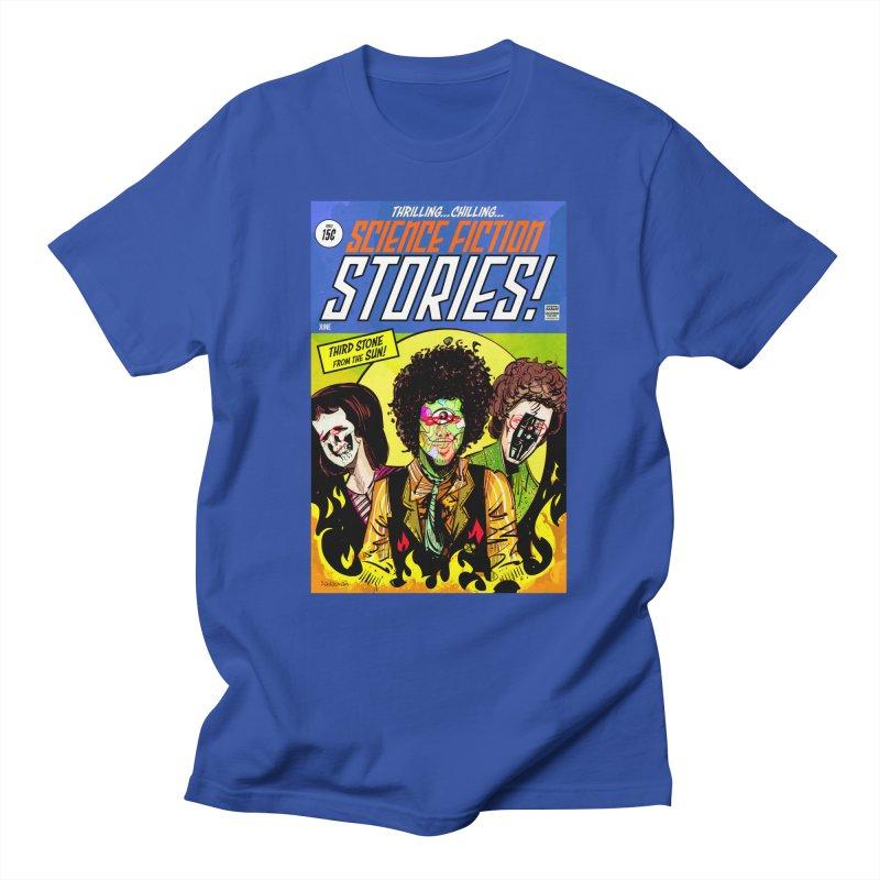 Third Stone Experience Men's T-Shirt by Krishna Designs