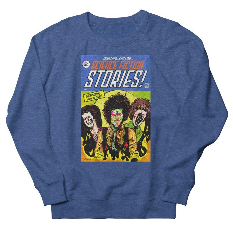 Third Stone Experience Men's Sweatshirt by Krishna Designs