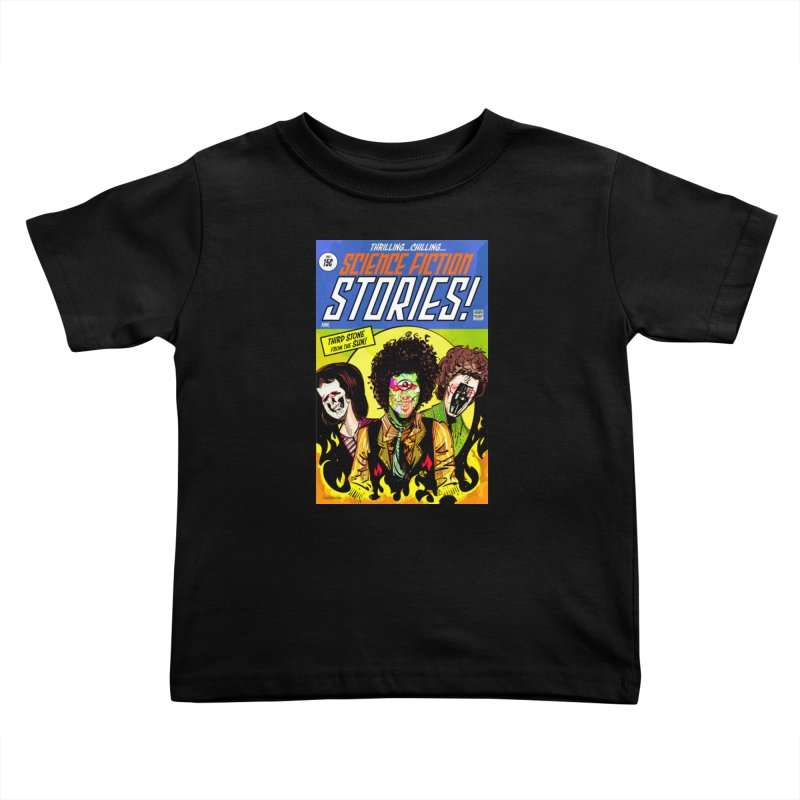 Third Stone Experience Kids Toddler T-Shirt by Krishna Designs